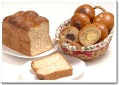 黒砂糖を使ったパン