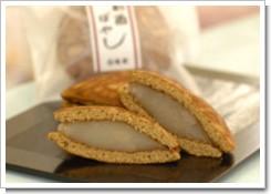 黒砂糖を使った和菓子