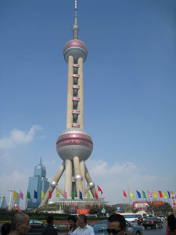 上海旅行1